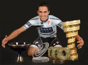 Contratar Alberto Contador para eventos y charlas 18Chulos