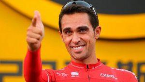 Contratar a Alberto Contador para charlas y eventos 18chulos