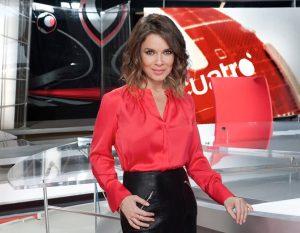 Carme Chaparro presentadora