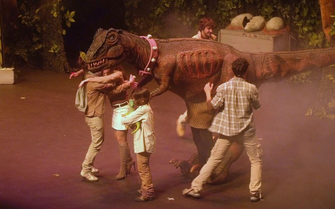 Encuentro Jurásico / Isla de los Dinosaurios