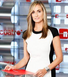 Marta Reyero periodista Cuatro eventos 18chulos