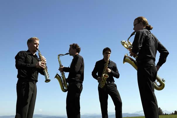 Mendez Corner Sax Quartet