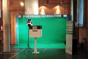 photocall interactivo para eventos de 18Chulos records&events