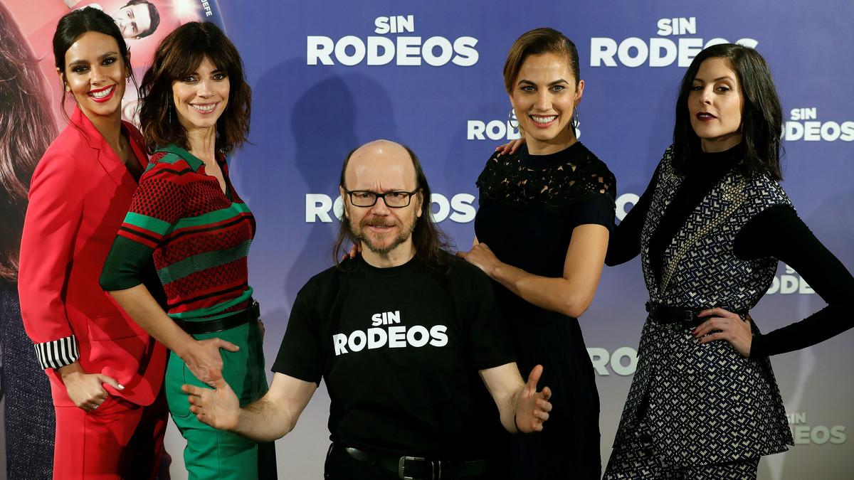 santiago segura maribel verdú sin rodeos cine español 18chulos
